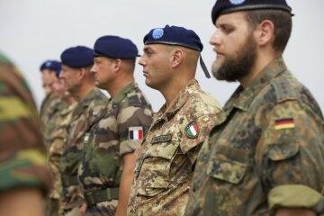 евросоюз, войска