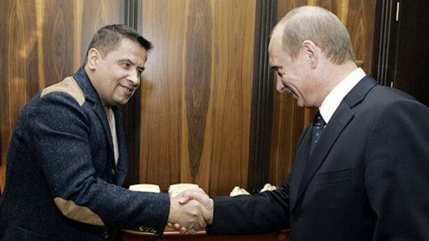 Николай Расторгуев, Владимир Путин
