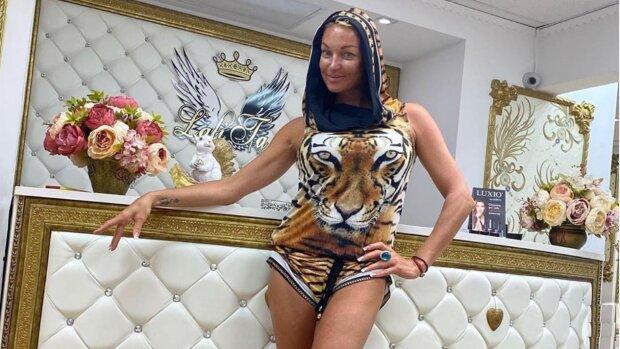 """Епатажна Волочкова похвалилася своїм пухнастим багатством: """"неймовірні..."""""""