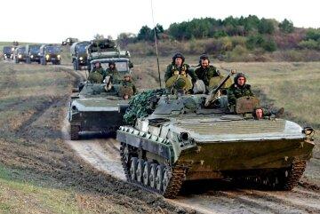 танки, наступление, всу, оккупанты