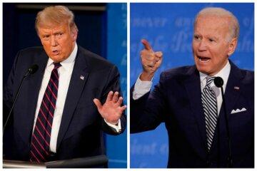 """""""Ты щенок Путина"""": Трамп и Байден сцепились на дебатах в США, посыпались оскорбления"""