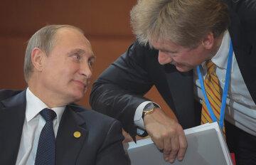 Владимир Путин, Дмитрий Песков