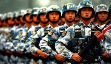 Названа самая большая армия мира  (инфографика)