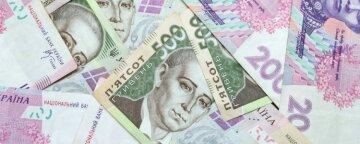 деньги, гривня
