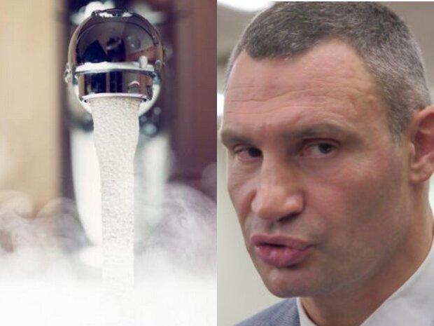 """Кличко розповів про відключення гарячої води під час карантину: """"технологічна необхідність"""""""