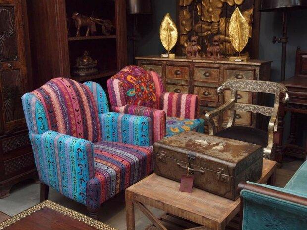 Индусы стали сдавать в аренду мебель