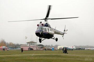 Ми-2 вертолет