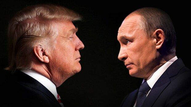 Владимир Путин Дональд Трамп