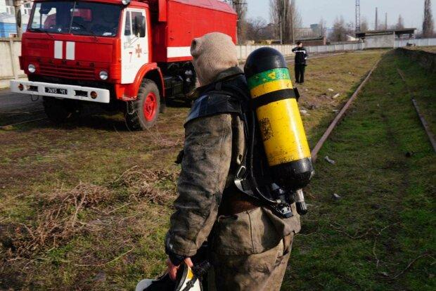 Спасатель-пожарный-Украина