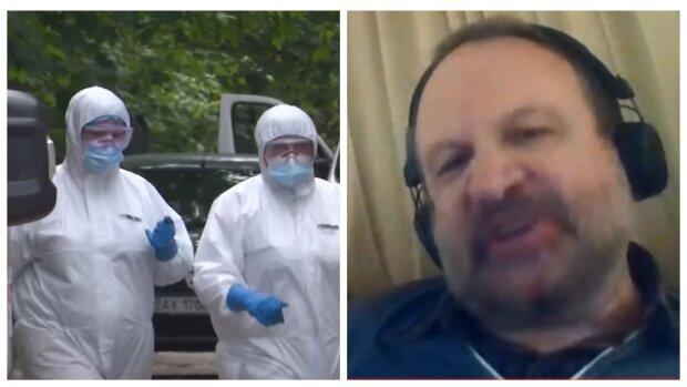 """Скандал с украинской вакциной, один из разработчиков сорвался в прямом эфире: """"Всем новорожденным в Украине..."""""""