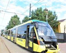 львов, трамвай