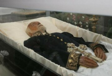 Пирогов, мумия