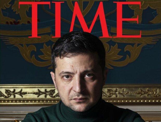 """Стала відома справжня причина появи Зеленського на обкладинці Time: """"Це заслуга..."""""""