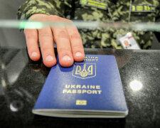 безвиз, паспорт