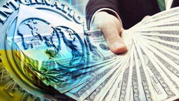 мвф, транш, доллары, деньги