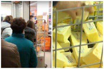"""Съел бутерброд и """"прописался"""" в туалете: украинцам массово продают масло-подделку"""
