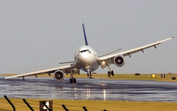самолет крушение