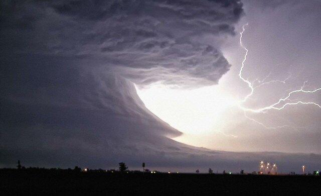 гроза, аномалия, погода, шторм, стихия, небо