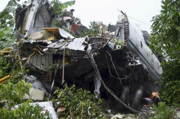 Крушение российского самолета в Южном Судане