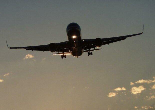 Крушение, самолет