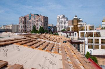 Нацкорпус: Скандальное строительство в центре столицы приостановлено
