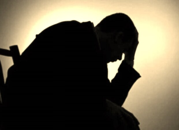мужчина-депрессия-несчастье