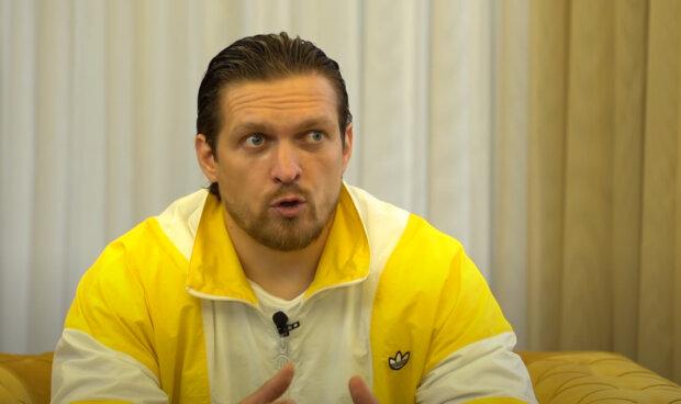"""Украинские политики-воры допекли Усика, боксер зовет неугодных на ринг: """"Я хочу вот этому врезать!"""""""