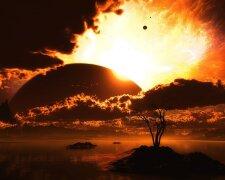 конец света, взрыв, апокалипсис