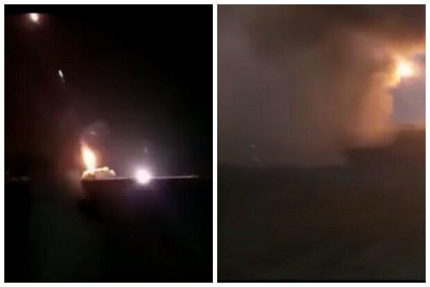 """""""Ночь не стала преградой для атаки"""": Азербайджан нанес точный удар по армии Армении, видео"""