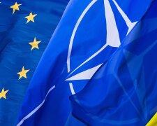 Украина, НАТО, ЕС
