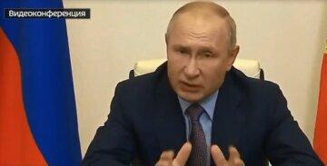 """Путін вийшов на зв'язок з бункера і повеселив зовнішнім виглядом: """"Сидіти йому ще довго..."""""""