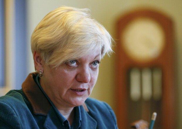 Гонтарева из отпуска запела о стабильности, «забыв», что доллар почти по 30