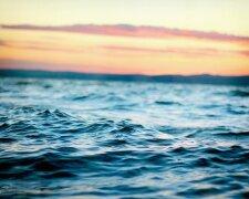 река, море, вода