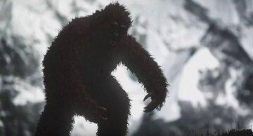 йети, снежный человек, бигфут