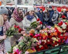 траур, Кемерово, теракт