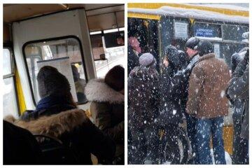 Мерзавец опустошает карманы пассажиров одесской маршрутки, водителя  обвиняют в соучастии: детали