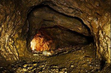 золото шахта
