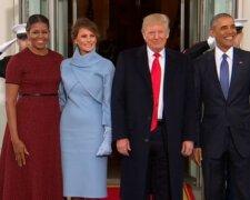 Трумпы и Обамы