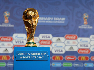 ЧМ-2018 Кубок мира футбол