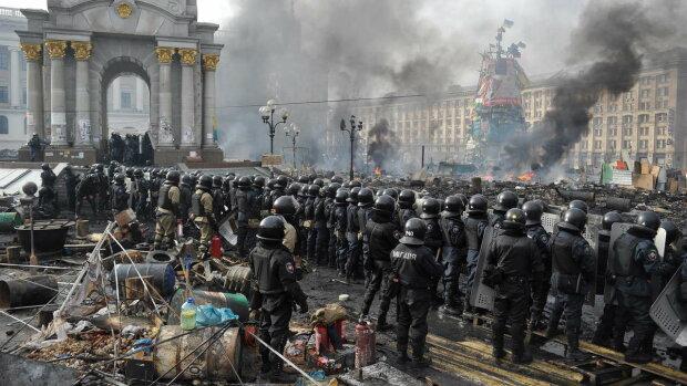 Как изменился Майдан за три года (видео)