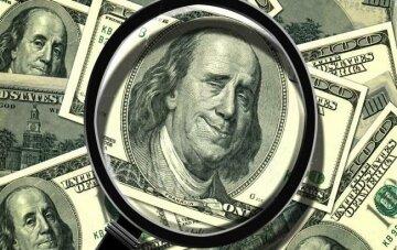 доллары, курс валют
