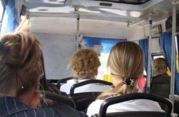 Два водителя маршруток устроили пьяный заезд по Киеву, фото: в дело вмешалась полиция