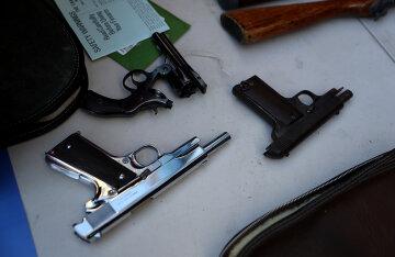 Gun Buy Back Program Held In San Francisco