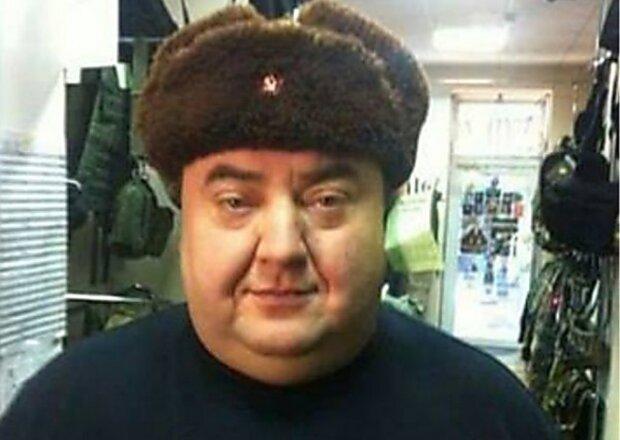 """Любителя Путина постигла печальная участь в Одессе, фото: """"чистый гадюшник"""""""