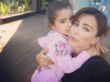 Лорак с дочерью Софией