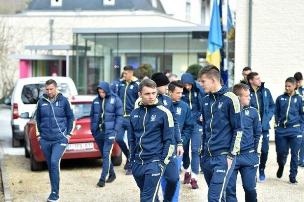 сборная Украины, украинцы