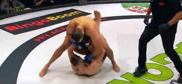 Російського бійця ММА вирубили за 33 секунди, відео побиття