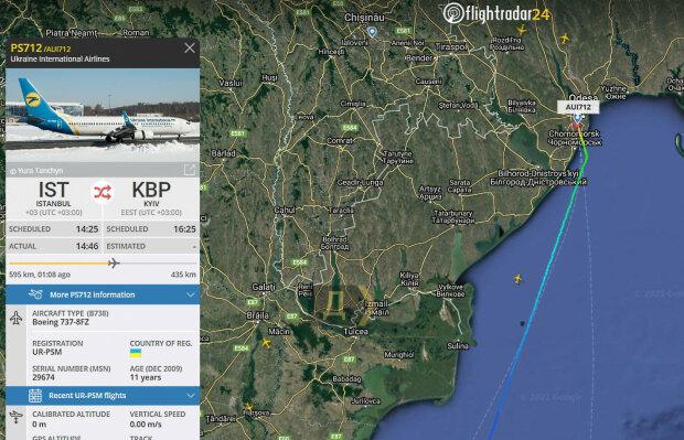 ЧП с самолетом на пути в Киев: вынужден приземлиться в Одессе, детали