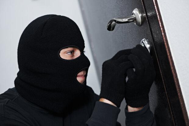 Ограбление замминистра в Киеве: первые детали (фото)