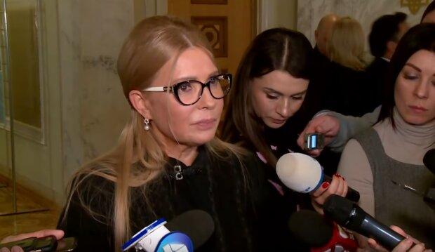 Тимошенко набросилась на Зеленского после скандала с Гончаруком: кадры атаки облетели сеть